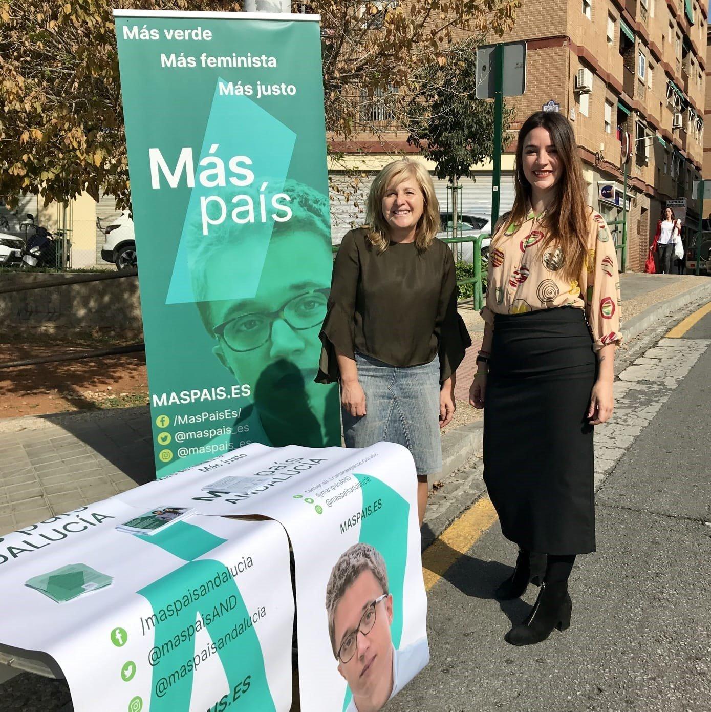 Más País exige explicaciones al PP por la aparición de carteles que incitan a la abstención