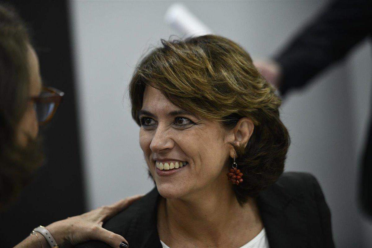 La ministra de Justicia admite que escribió al ministro italiano por el caso Juana Rivas