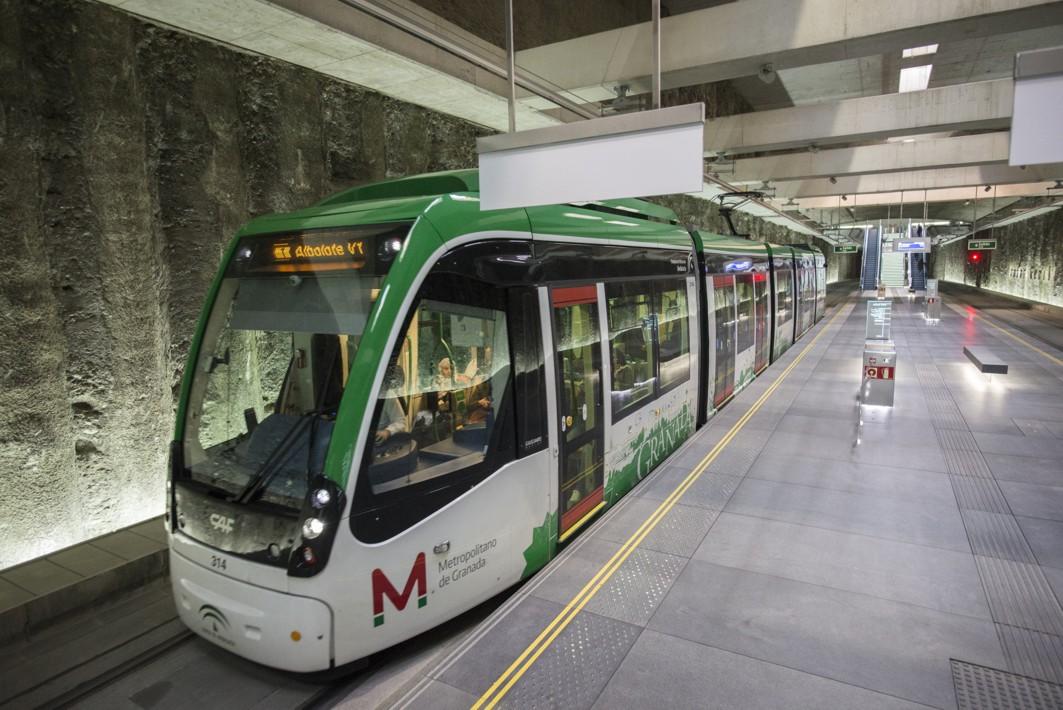 La Junta estudia la ampliación del Metro «en base a los estudios técnicos y la rentabilidad»