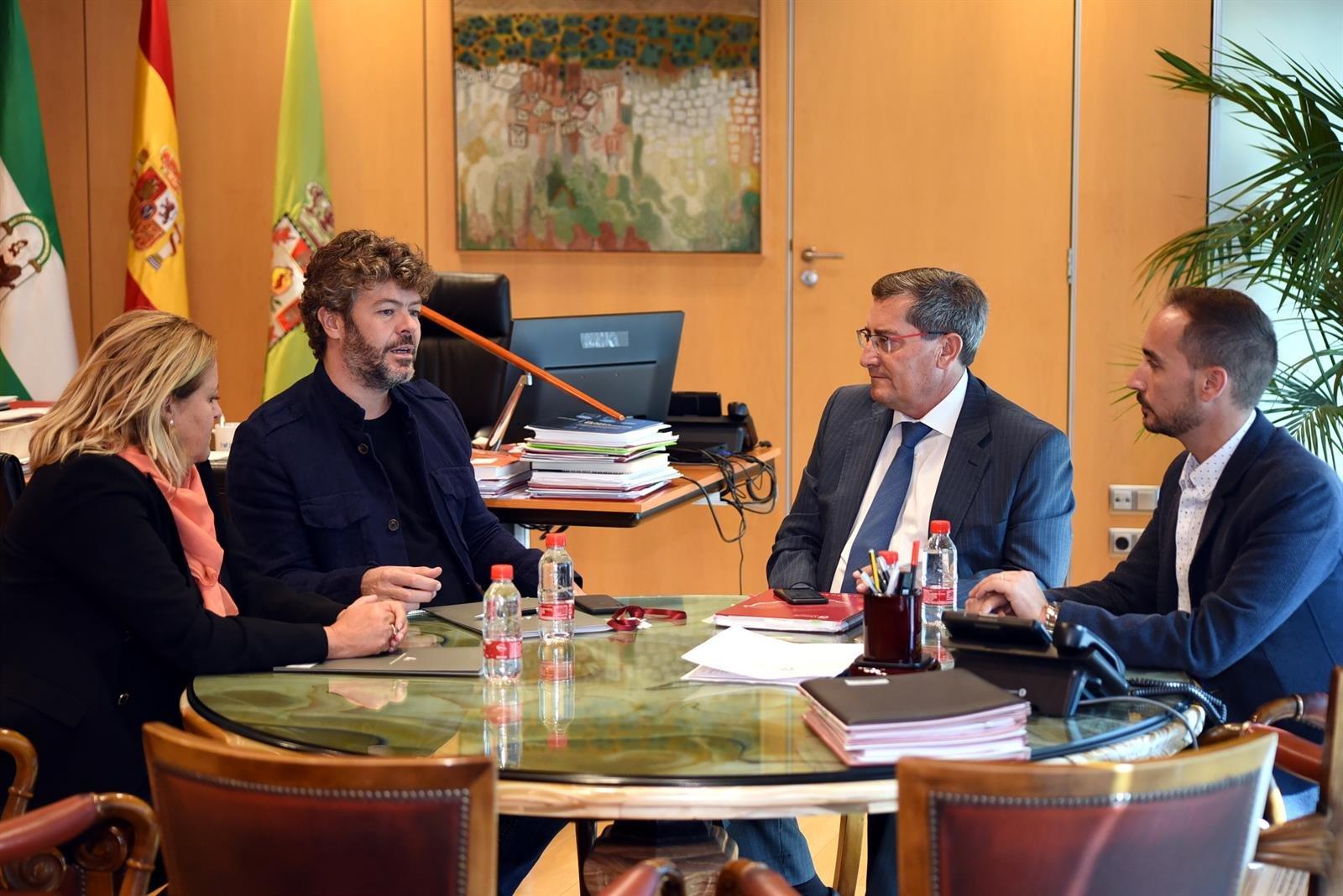 La Diputación apuesta por la nueva sede del Festival de Música y Danza