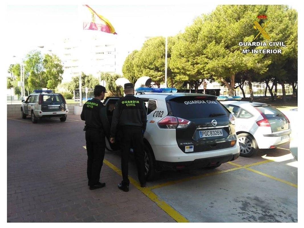 Detenido un hombre reclamado por un juzgado cántabro e investigado por una estafa en Burgos