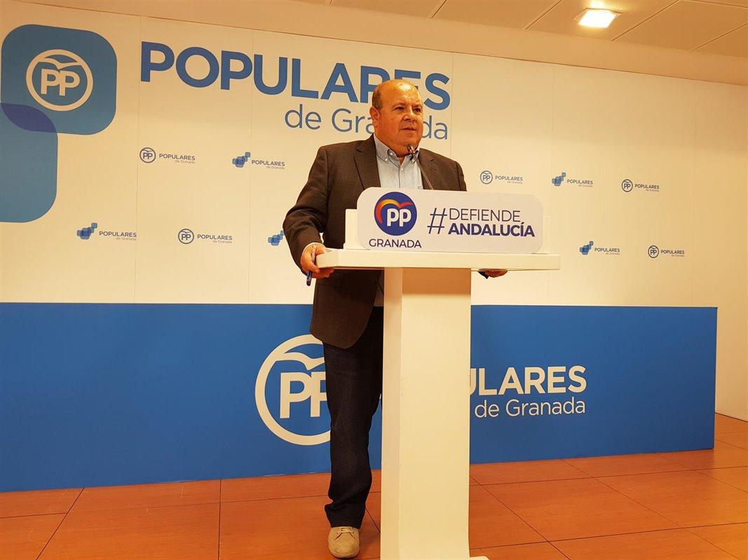 """El PP afirma que el Gobierno «no sabe cuándo va a entrar en servicio la Segunda Circunvalación"""""""