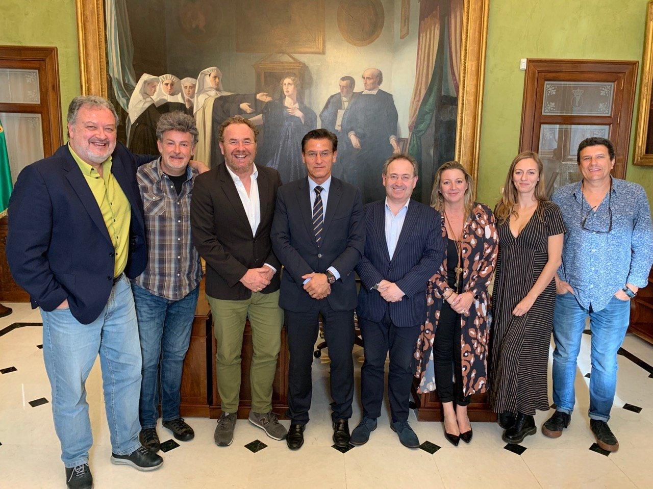 Granada discute su candidatura a Capital Cultural Europea con las principales asociaciones