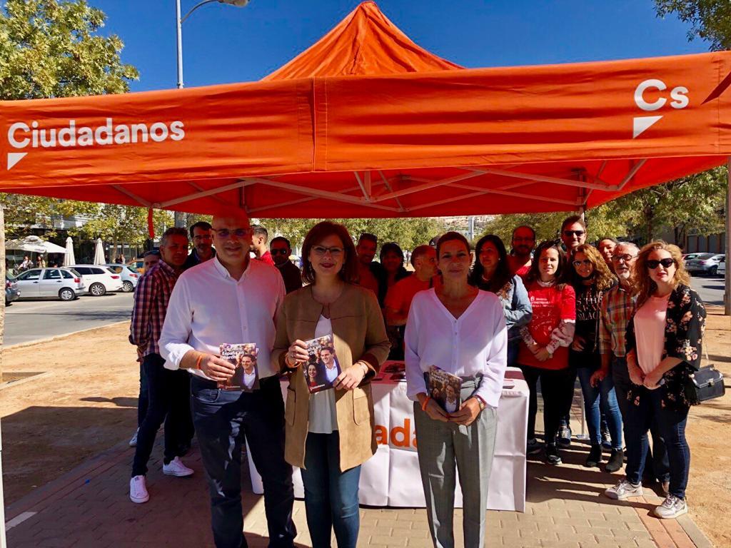 """Ciudadanos celebra los presupuestos andaluces como los del «del compromiso, la estabilidad y el crecimiento andaluz"""""""