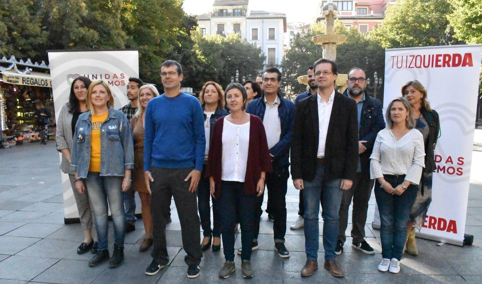 Unidas Podemos resalta la importancia de que la provincia «tenga voz en el Gobierno»