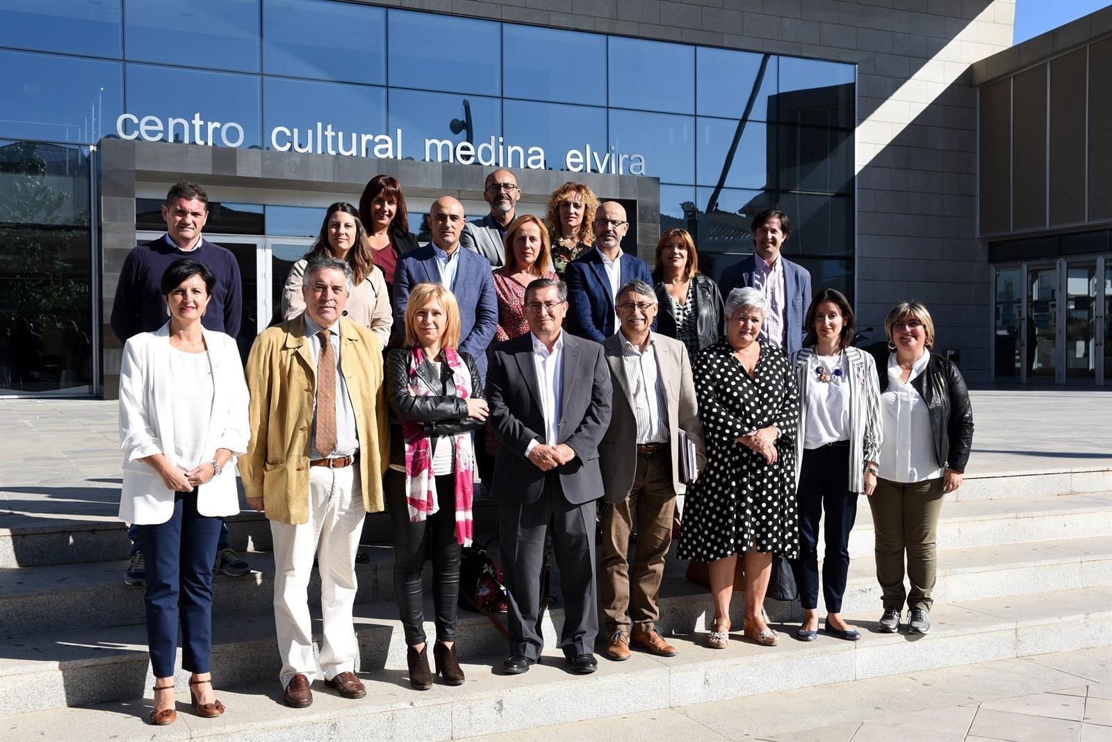 Diputación informa a municipios del área metropolitana norte sobre los programas de concertación