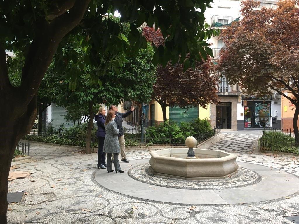 Vox pide que el pintor Ignacio Belda dé nombre a una plaza frente a Urbanismo