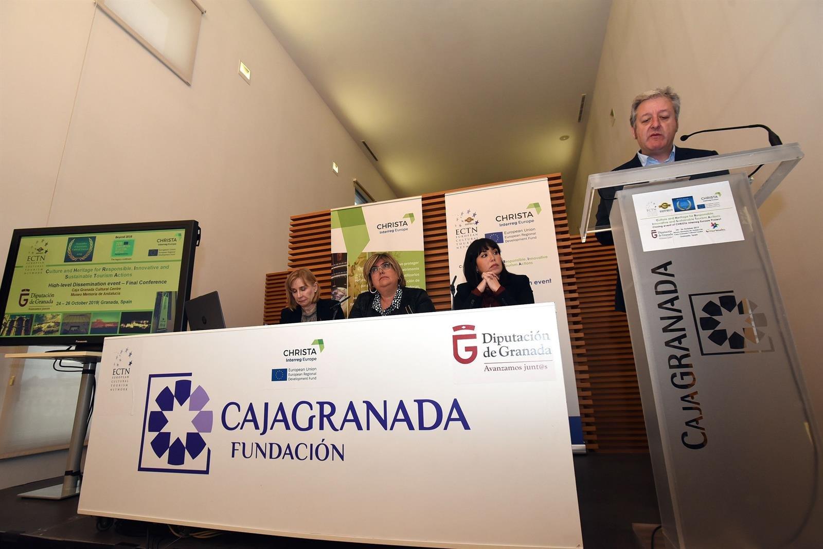 Granada acoge la Conferencia Internacional de Turismo Cultural en Europa