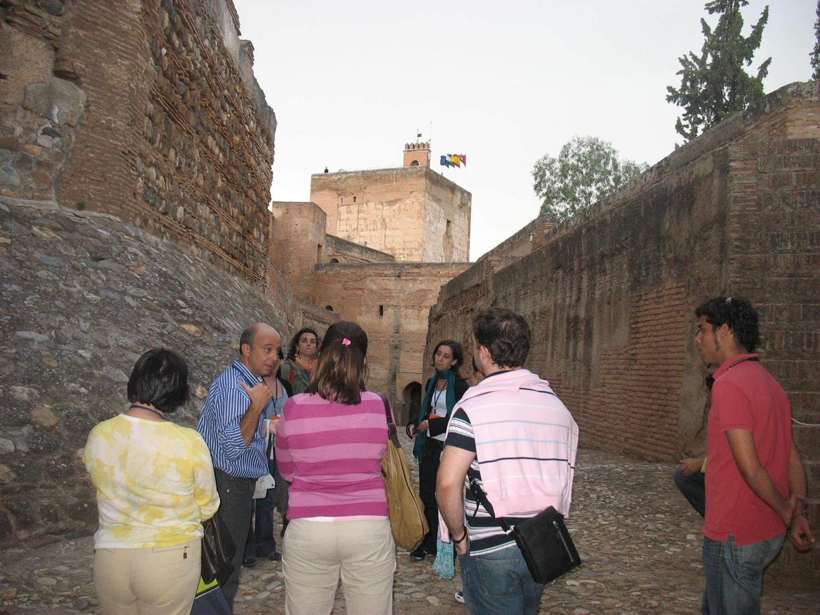 Más de 136.000 personas han visitado la Alhambra desde su reapertura hace dos meses