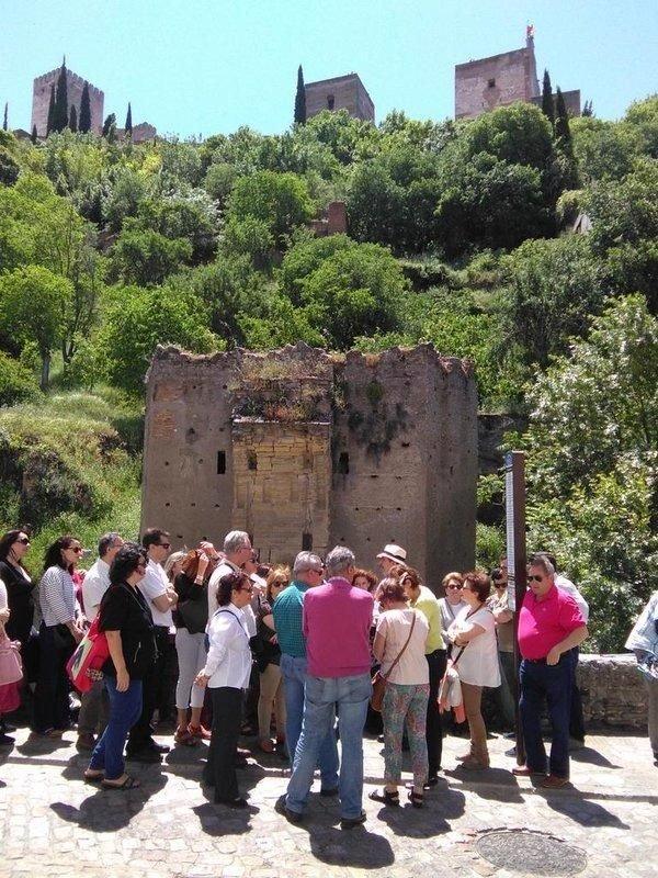 Organizan visitas al Albaicín por el 25 aniversario de su declaración como Patrimonio Mundial