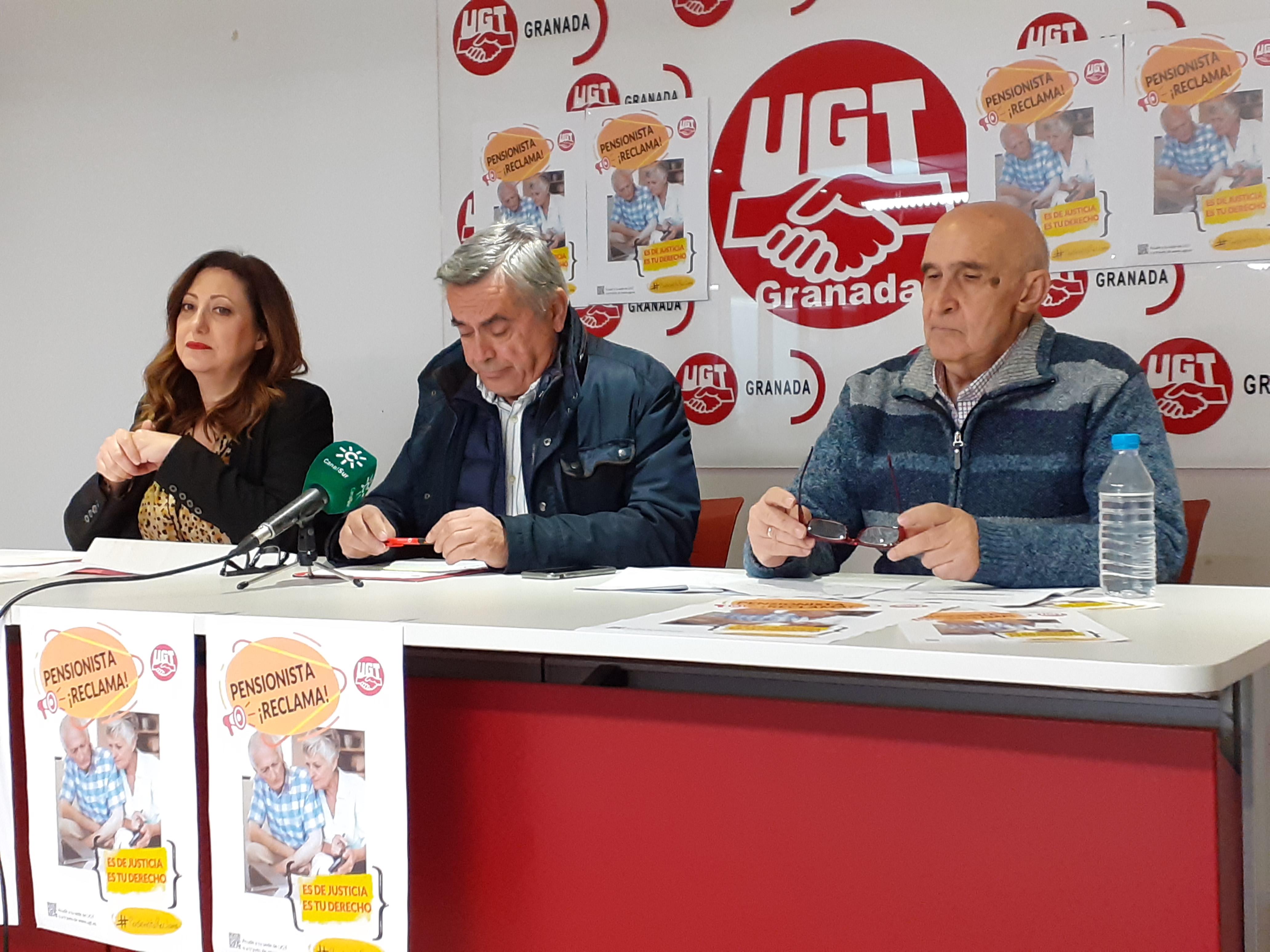 El número de personas desempleadas sube enGranada, llegando a las 83.150