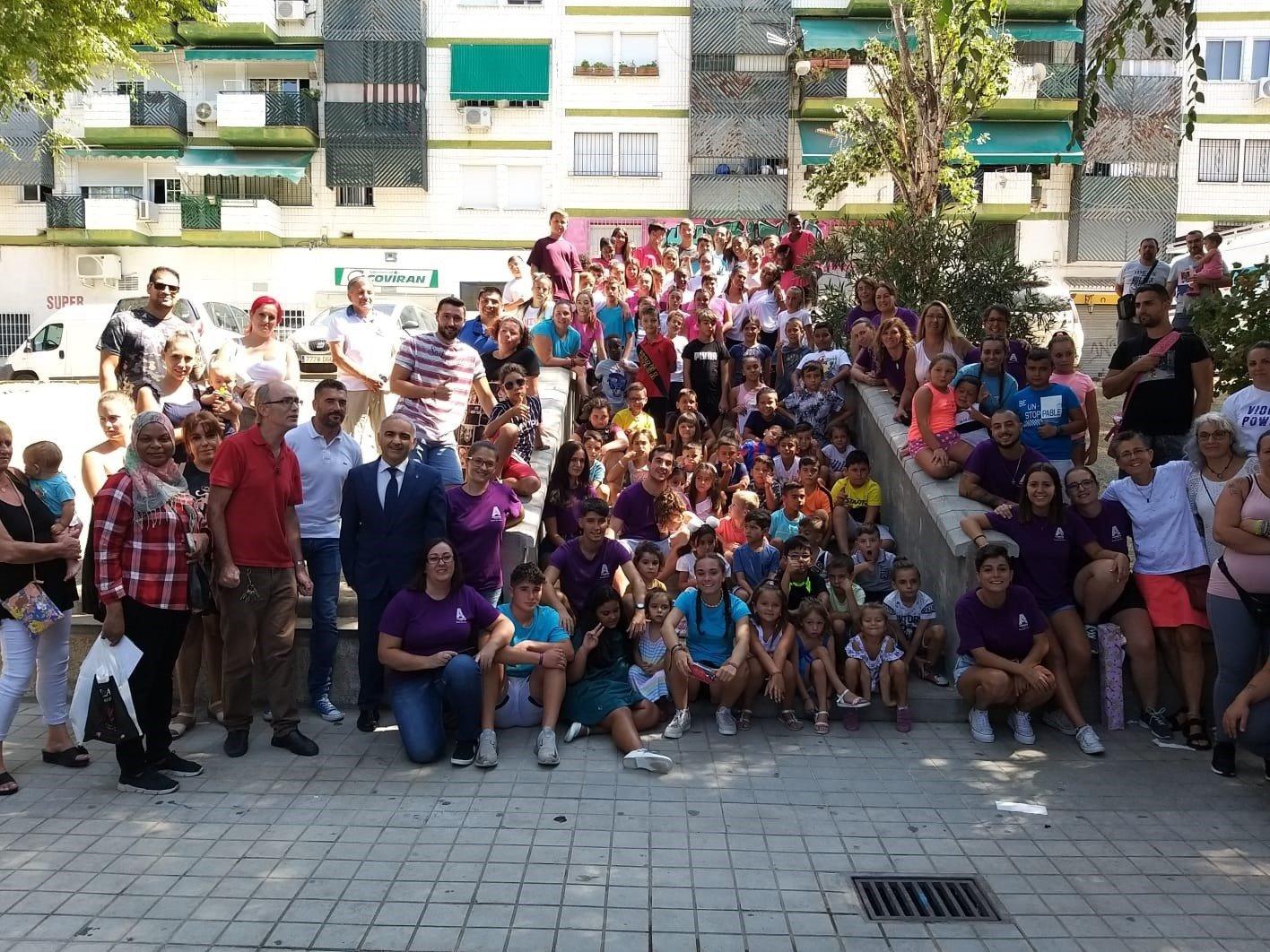 'Almanjáyar en Familia' recibe el Premio 'Andalucía + Social' 2019 de la Junta de Andalucía