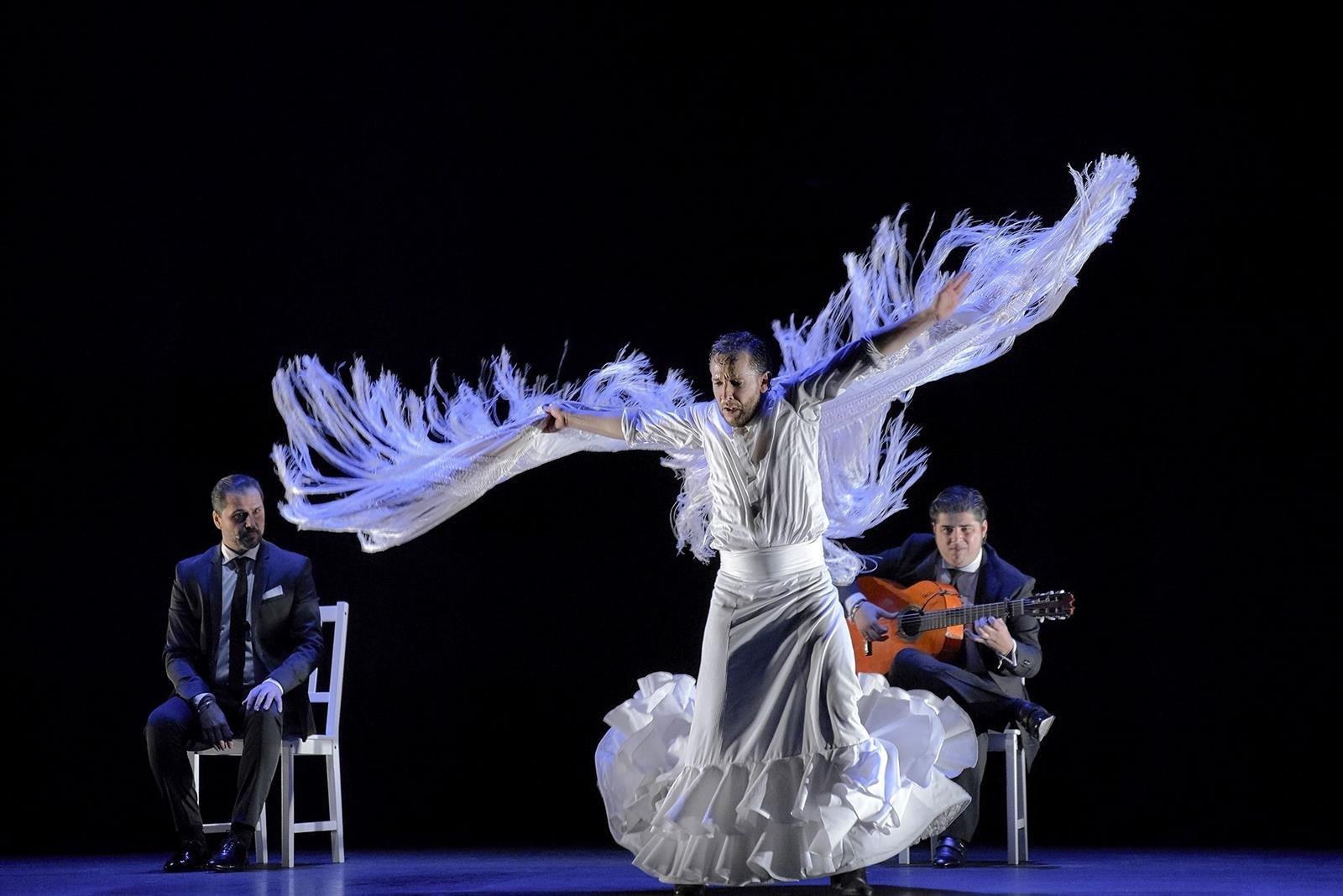 El Teatro Alhambra presenta 'Baile de autor', del bailaor Manuel Liñán