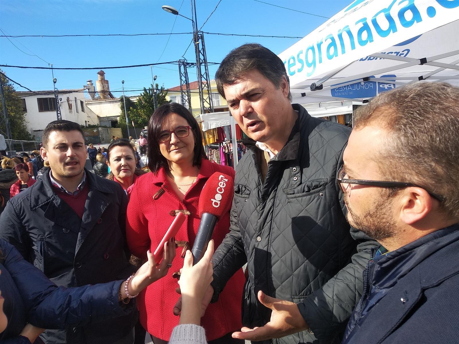 #10N: El PP asegura que continuará con los trámites para recuperar la línea ferroviaria Guadix-Baza-Lorca