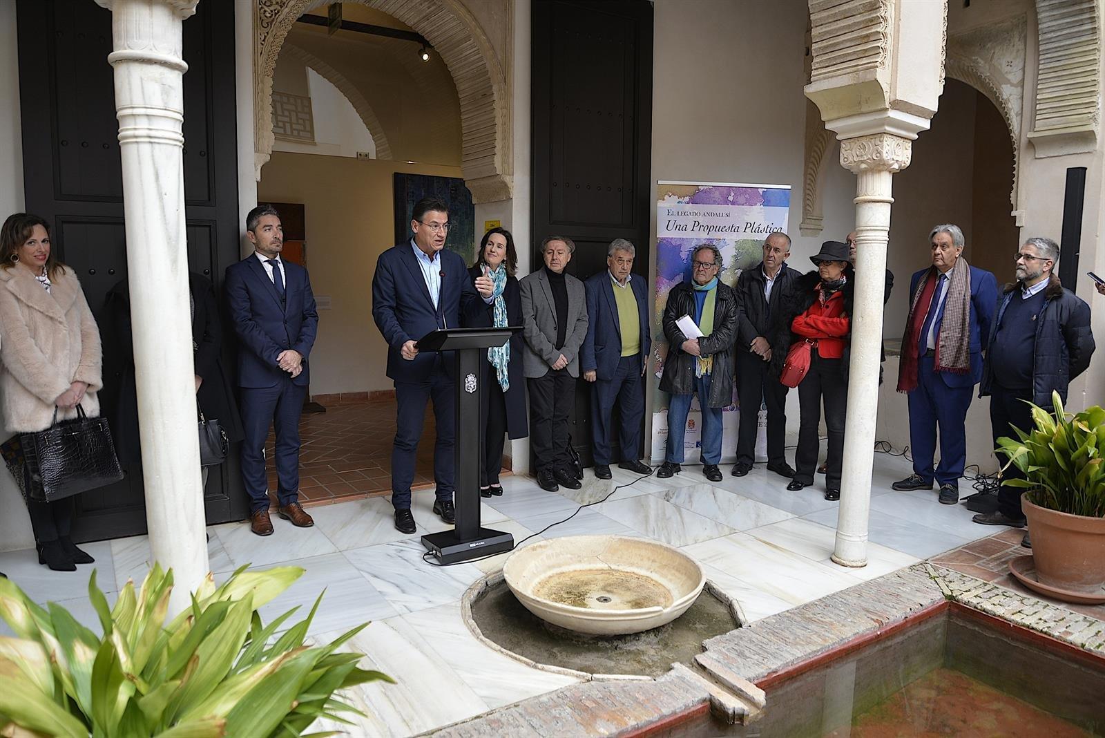La Casa de Zafra acoge una exposición sobre el legado andalusí