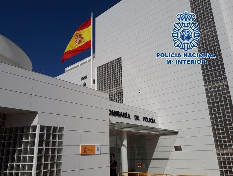 Detenido el supuesto autor de cuatro robos con violencia un fin de semana en Motril
