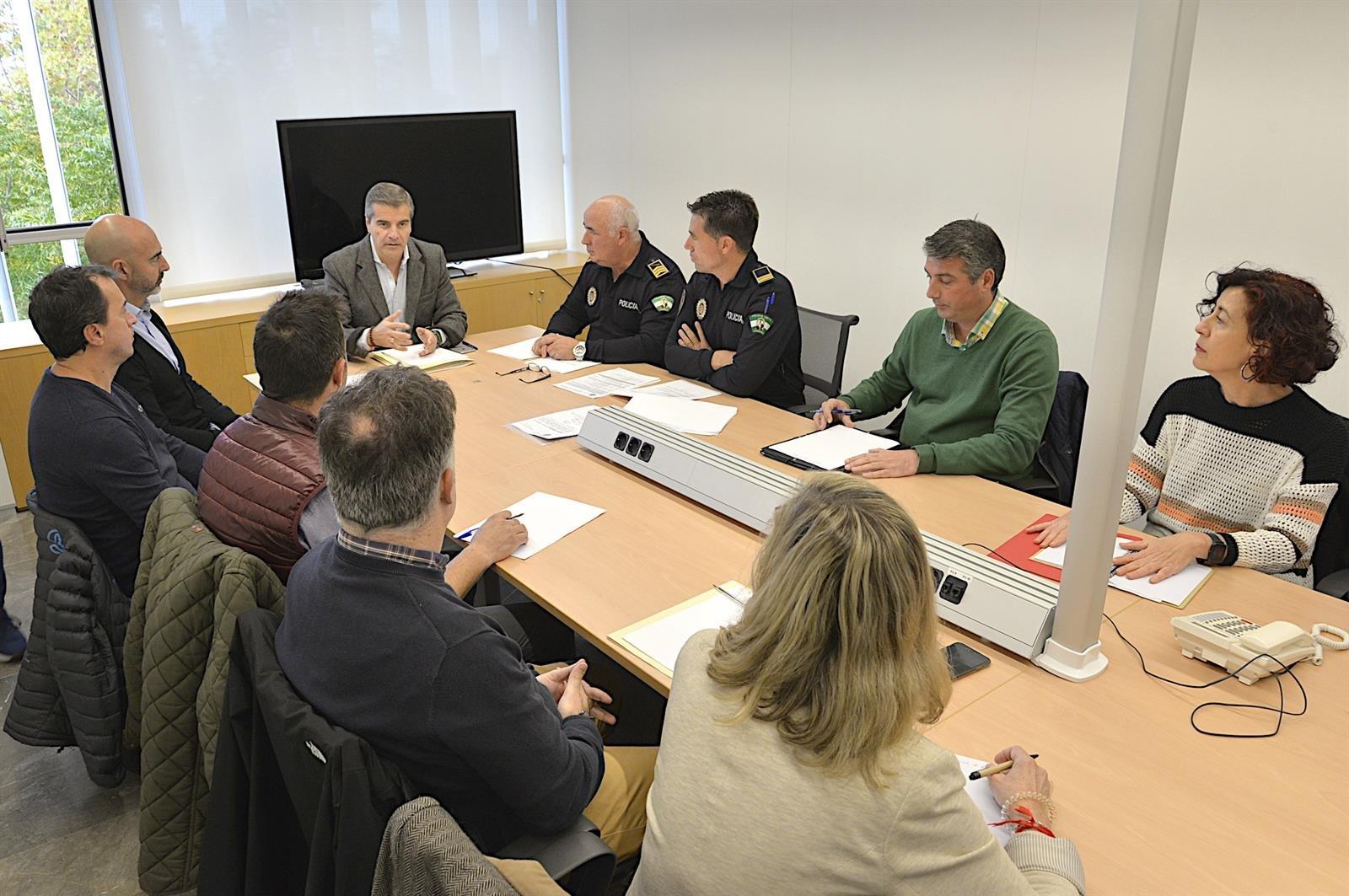 Una comisión define los criterios para otorgar licencia a promotores de eventos en el espacio público