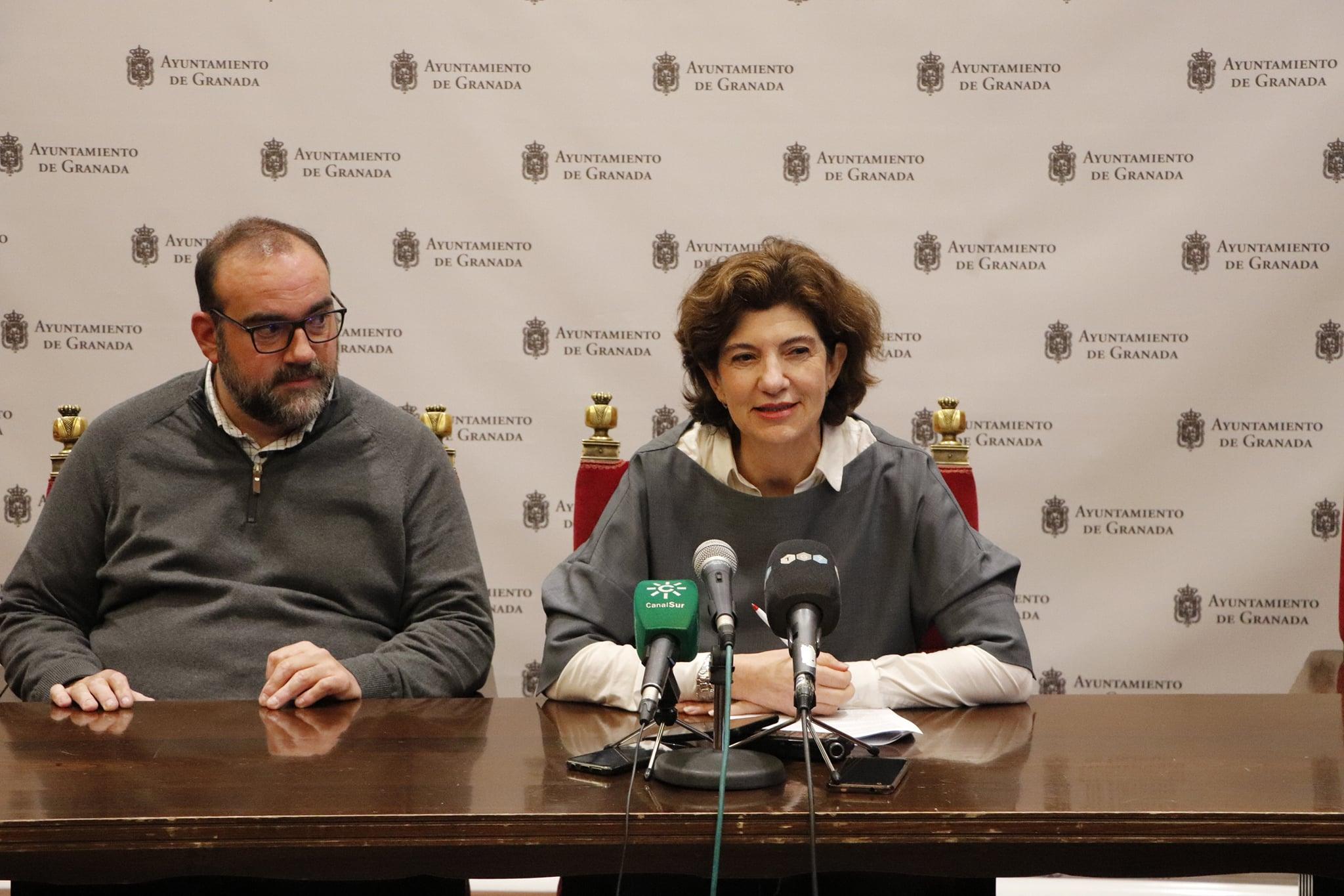Podemos-IU denuncia el estado de abandono y descontrol de la Agencia Albaicín