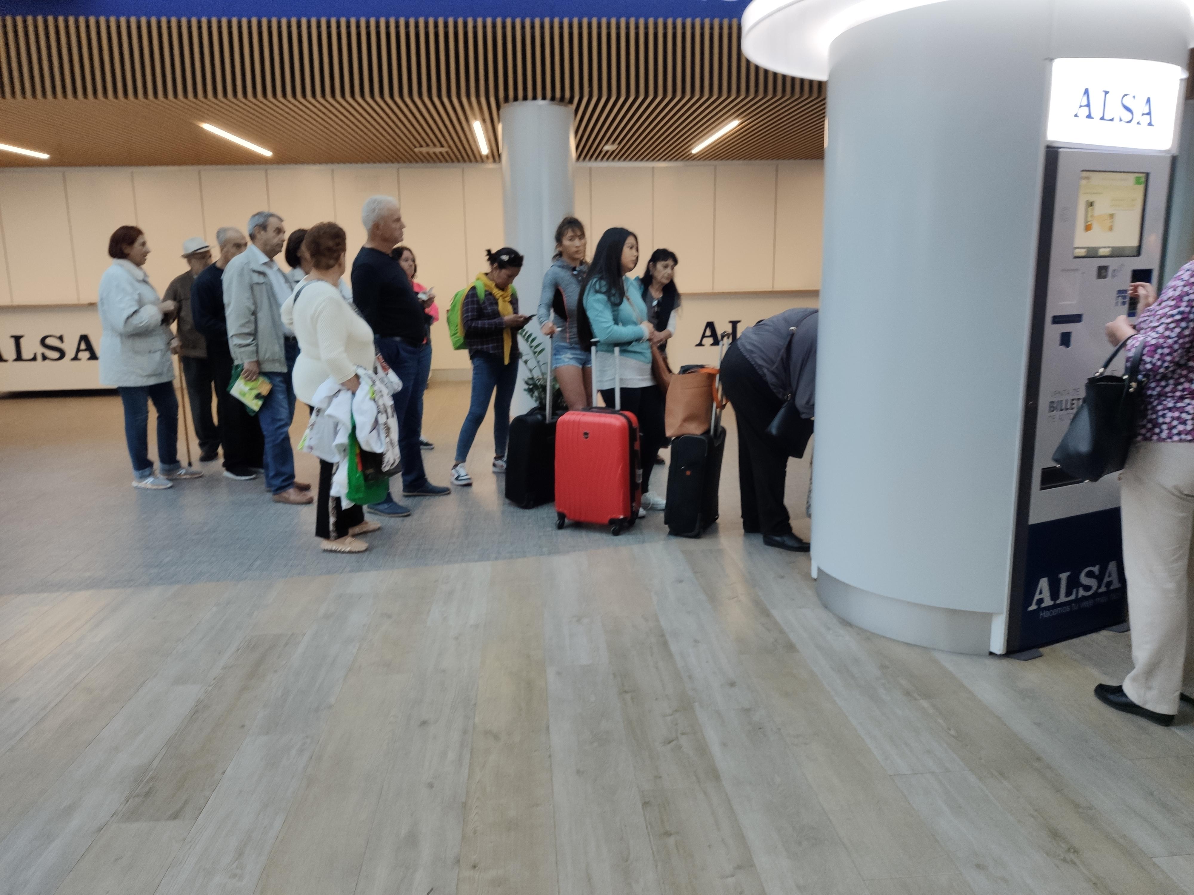 FACUA Granada reclama al Ayuntamiento que solvente las «graves deficiencias» de la estación de autobuses