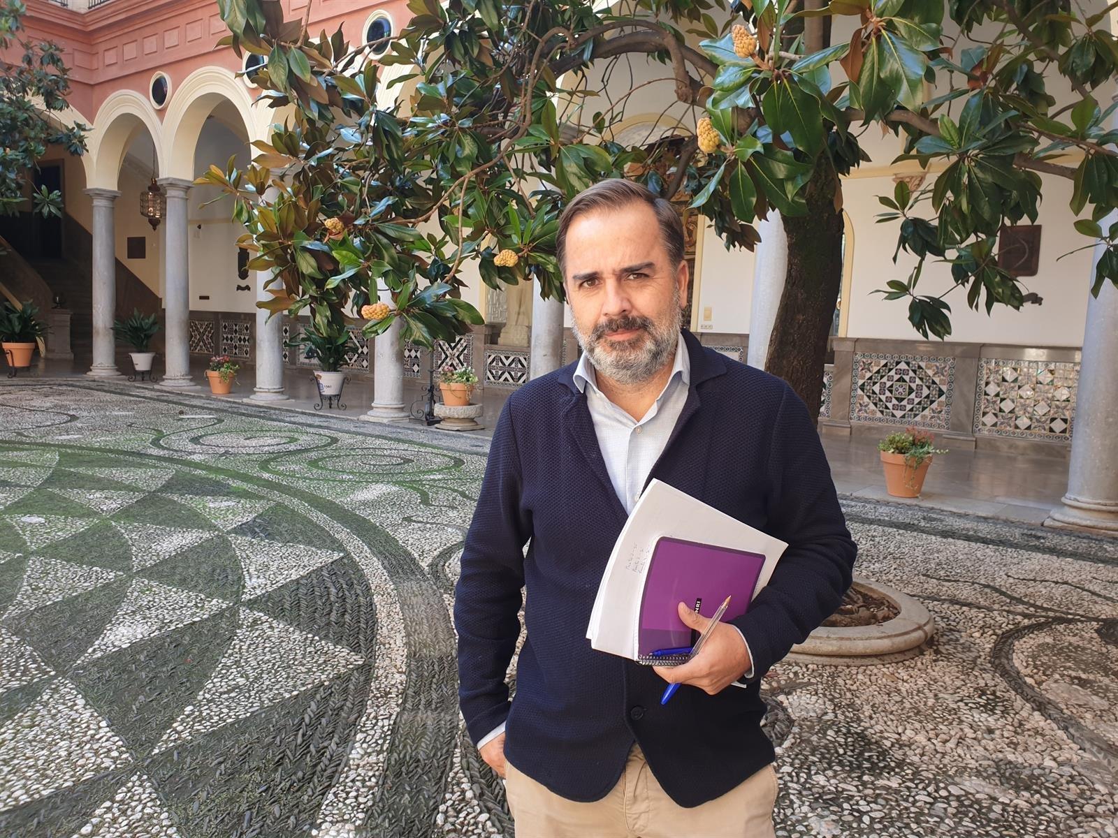 Calvo (PSOE) pide aumentar las medidas preventivas en los Centros Escolares Municipales