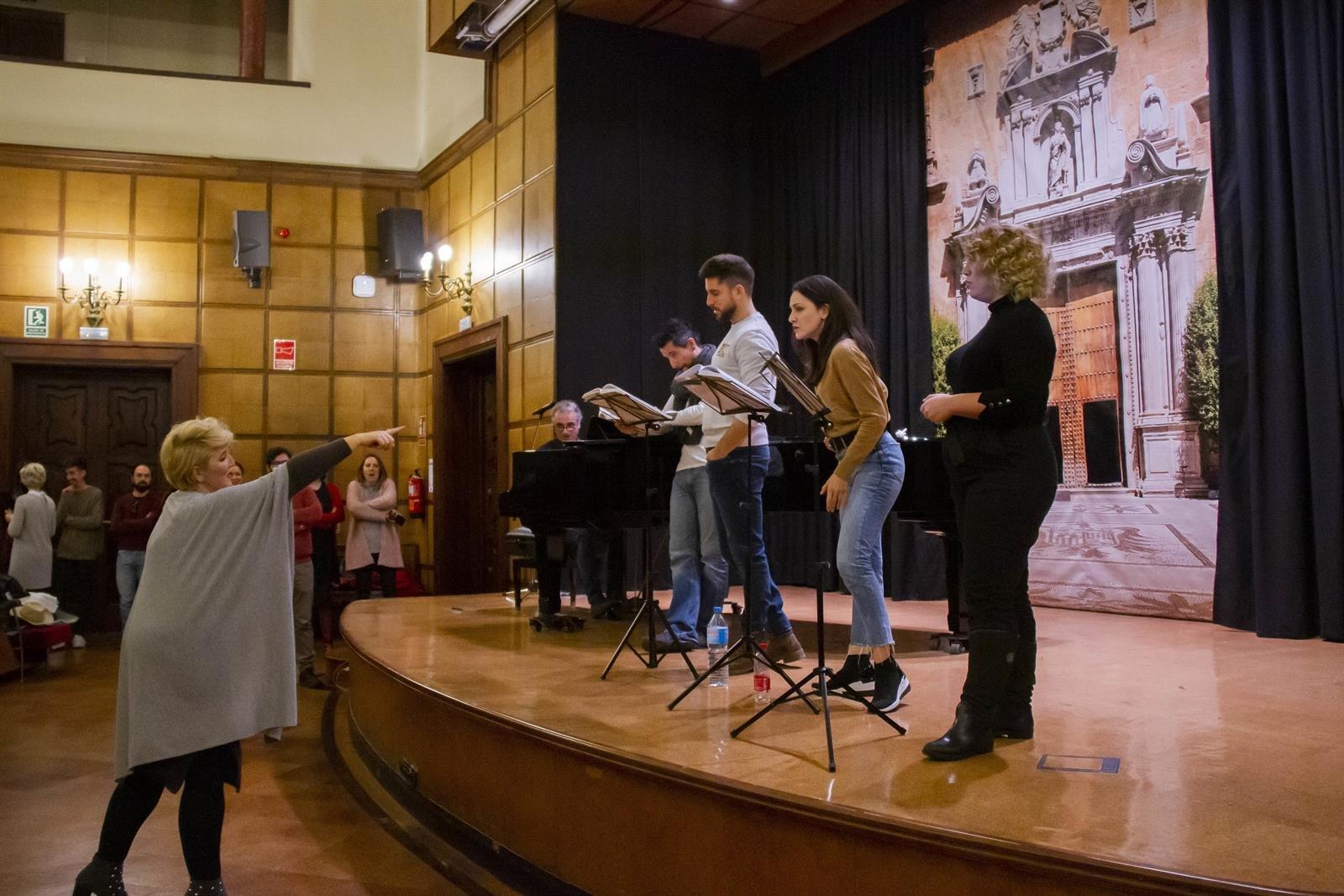 'L'elisir d'amore', primera producción operística de la UGR