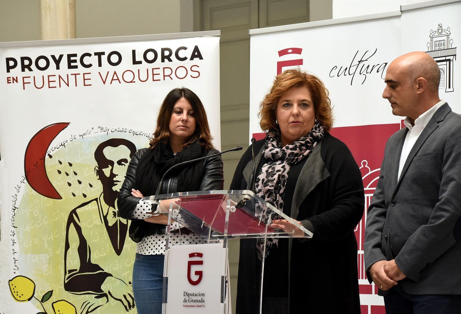 'Lorca en Fuente Vaqueros' acerca la vida y obra del poeta a 1.200 escolares de la provincia