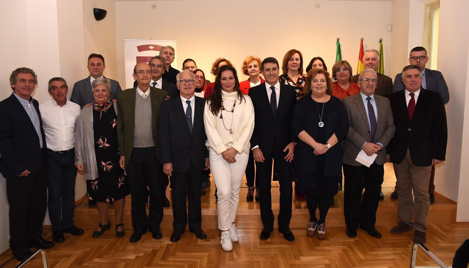 La Diputación reconoce como Hija Predilecta a la cantaora Marina Heredia