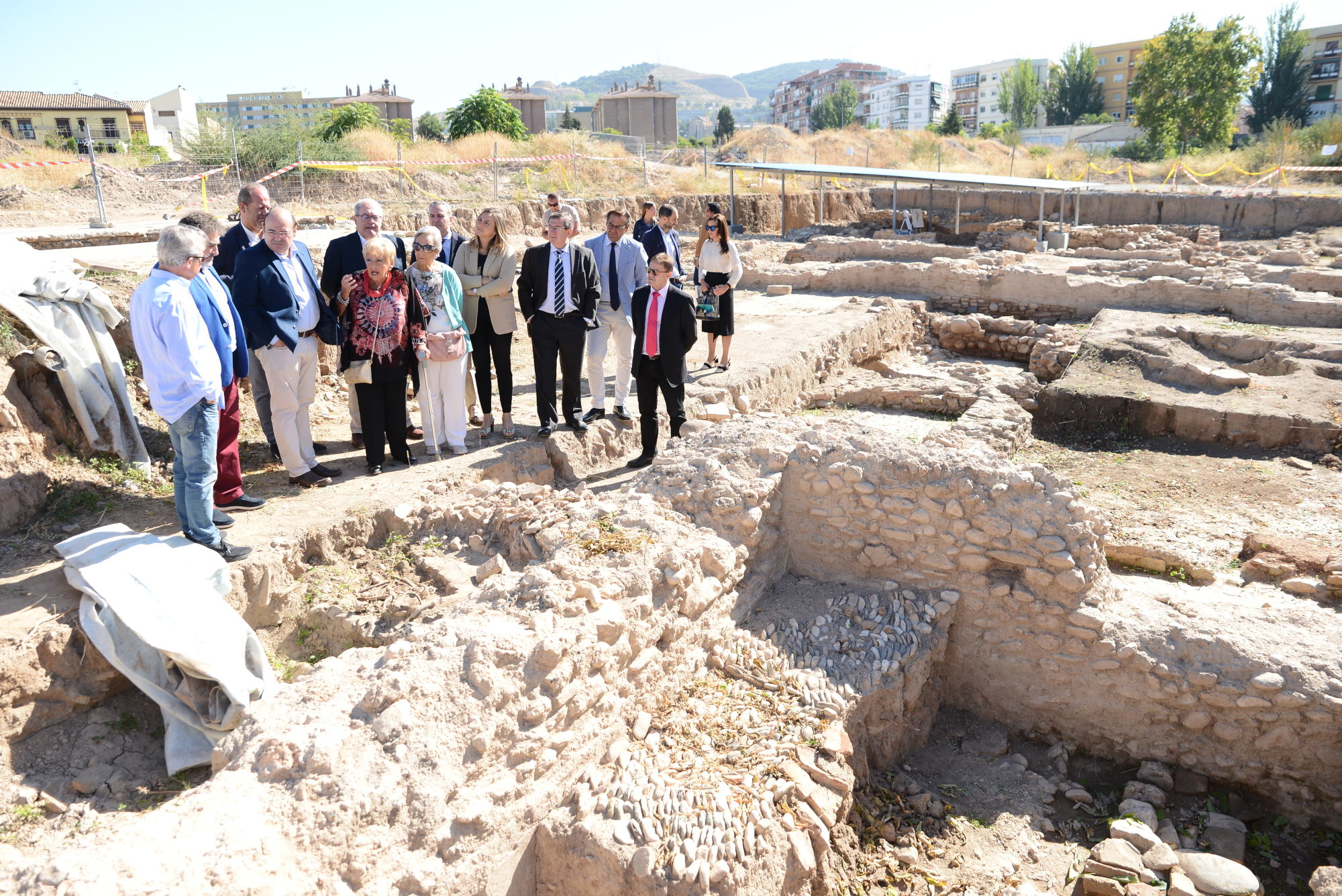 Adjudicada la segunda fase de la excavación arqueológica en Mondragones