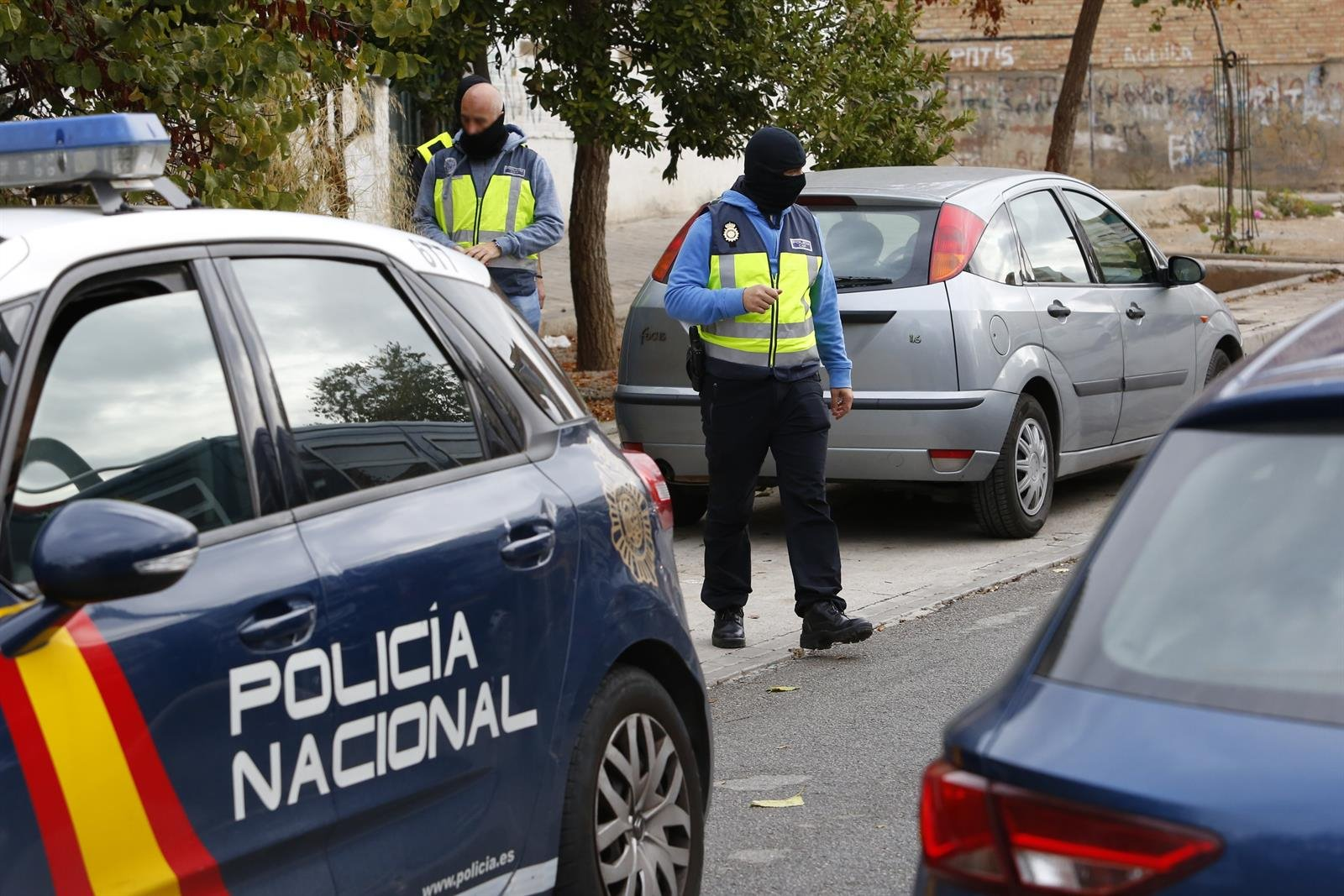 Dos de los detenidos en la 'Operación Cake' son menores