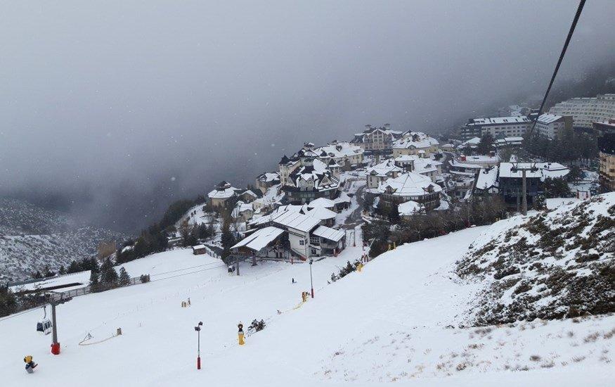 Sierra Nevada inaugura la temporada este sábado con 13 kilómetros y 900 metros de desnivel
