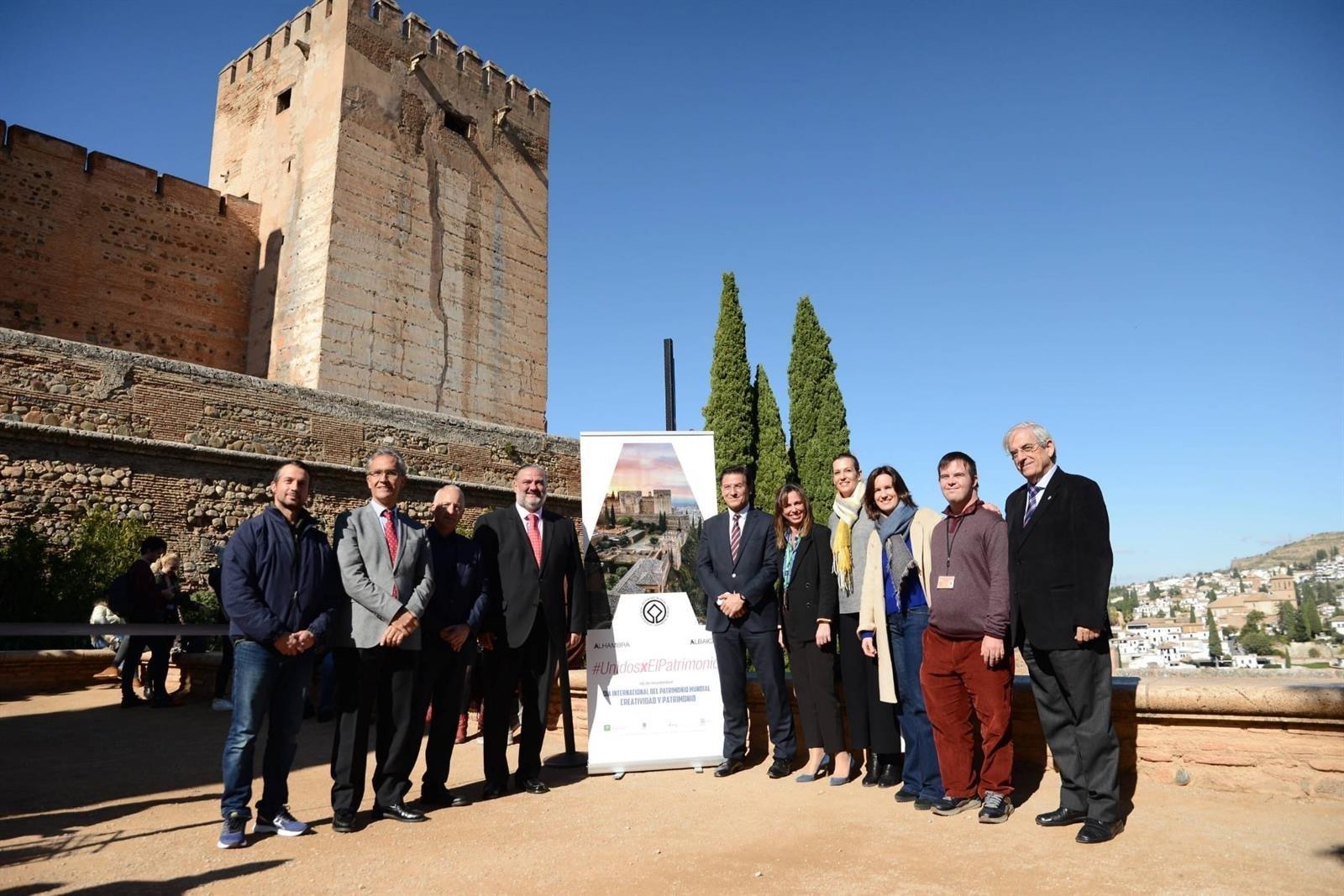 Entrada a la Alhambra gratis y 29 actividades más para celebrar el Día del Patrimonio Mundial