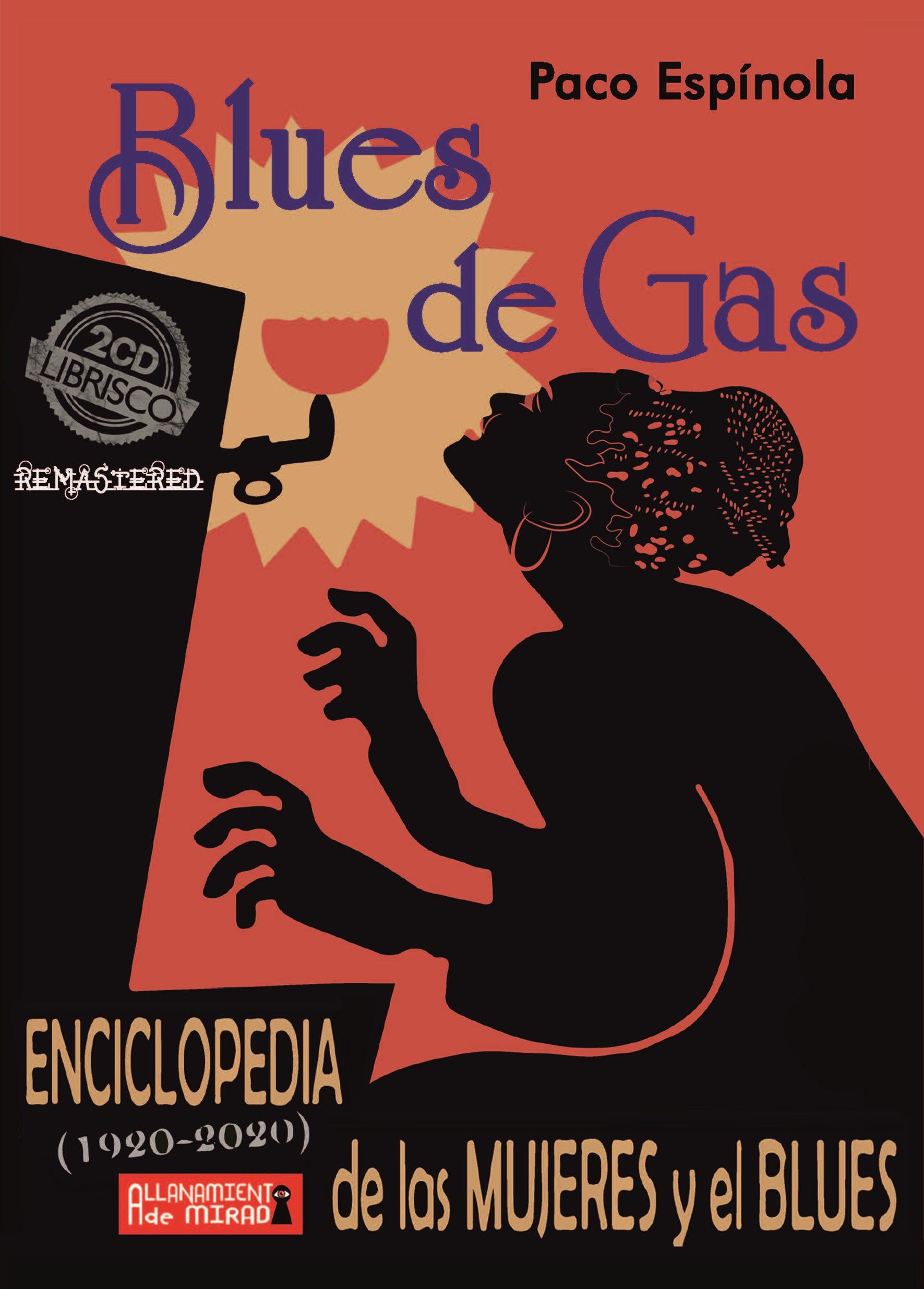 Paco Espínola presenta Blues de Gas, enciclopedia dedicada a las mujeres y el blues