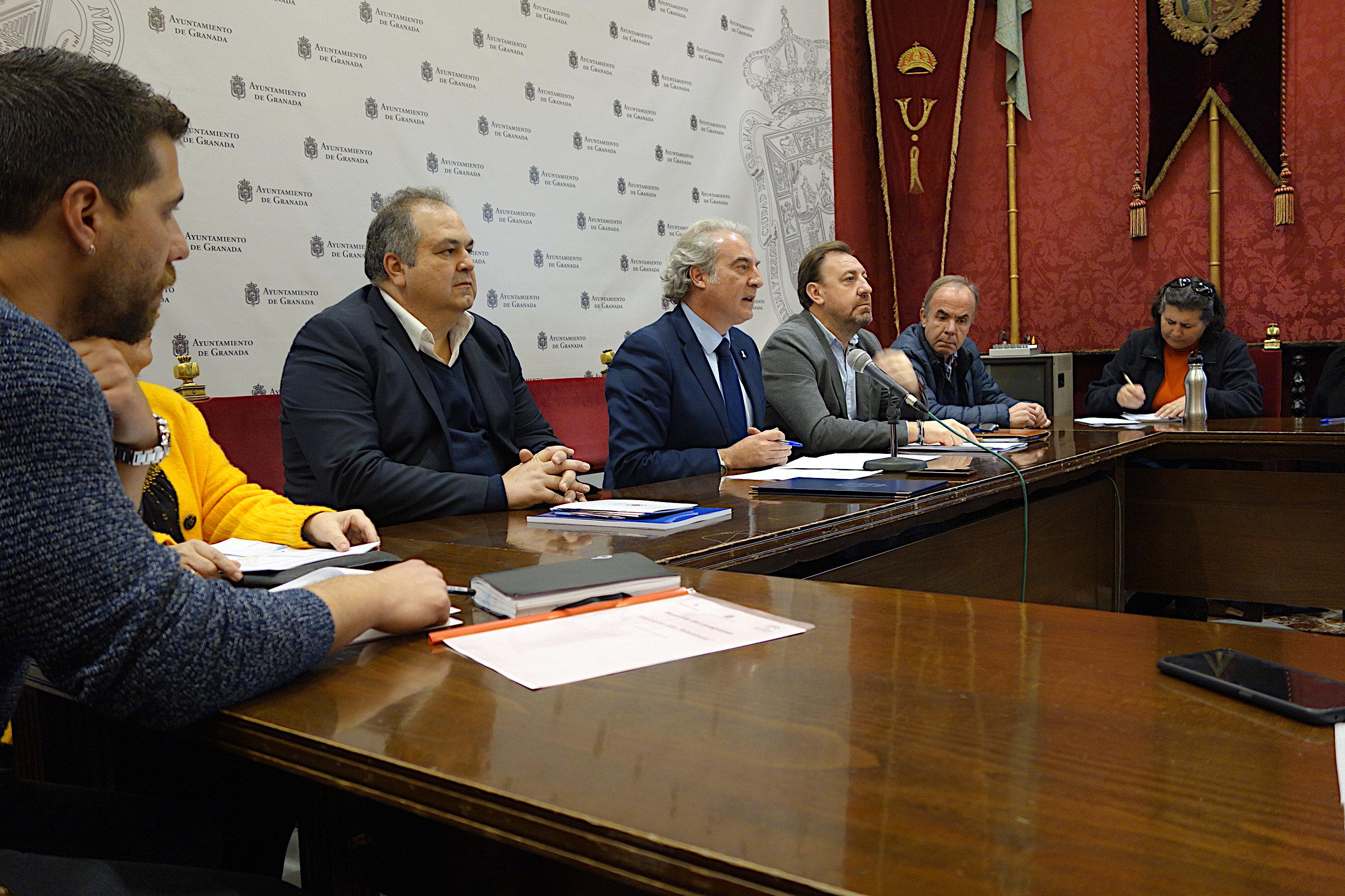 Granada aumenta un 16% sus plazas para personas sin hogar en los meses de frío