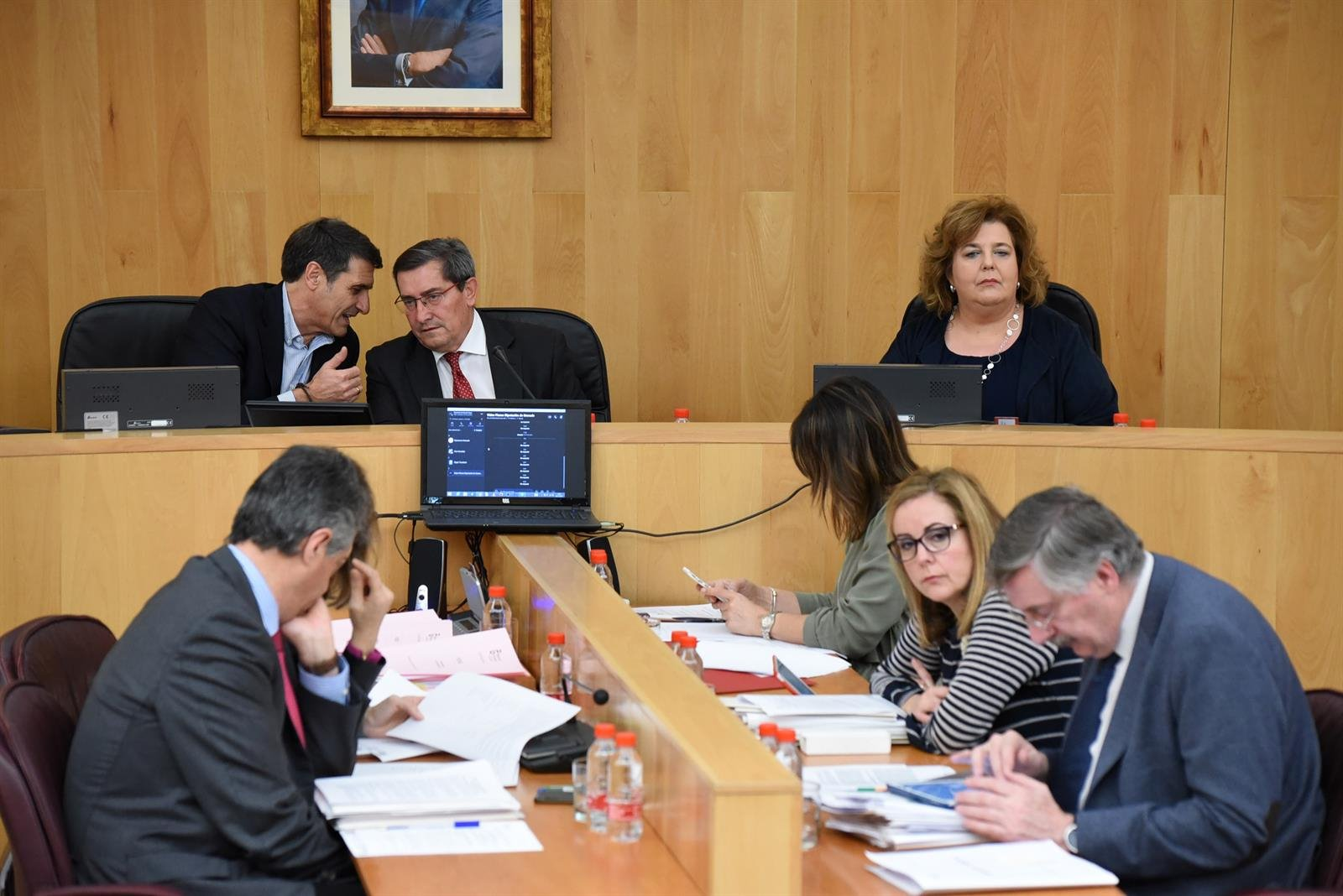 La Diputación pide paralizar los pozos en el Almanzora por su posible afección a los acuíferos de Baza y Caniles