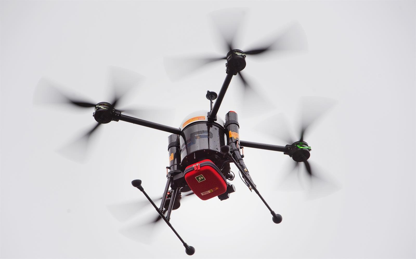 Agentes policiales reciben formación en materia de drones y gestión de emergencias