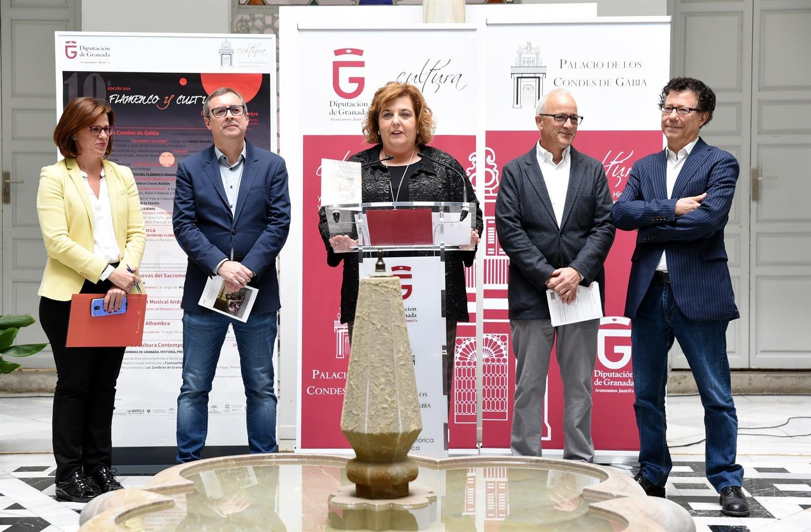 Patricia Guerrero celebra este sábado el aniversario del Flamenco como Patrimonio de la Humanidad