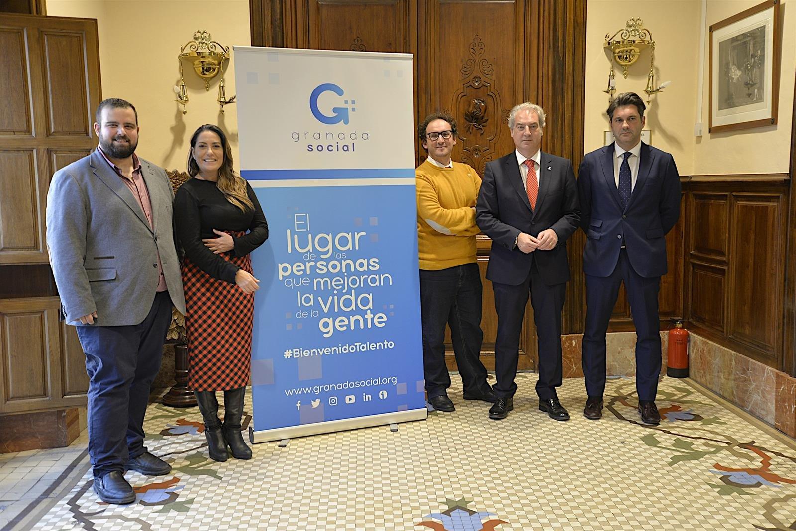 Nace la plataforma 'Granada Social' para visibilizar las acciones sociales en la transformación de la ciudad