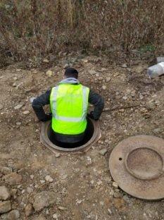 Encuentran una plantación de cannabis en un semirremolque enterrado a cinco metros