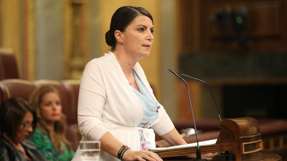 Macarena Olona denuncia el agravio del Gobierno a Granada al mantener a la provincia en la fase 0