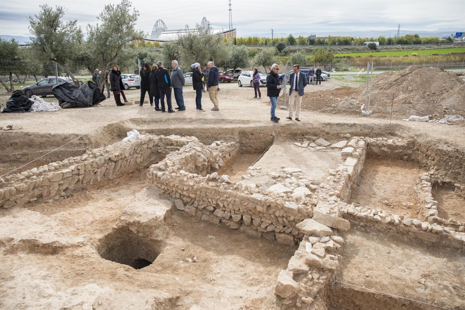 La última excavación en Medina Elvira refuerza la singularidad del yacimiento