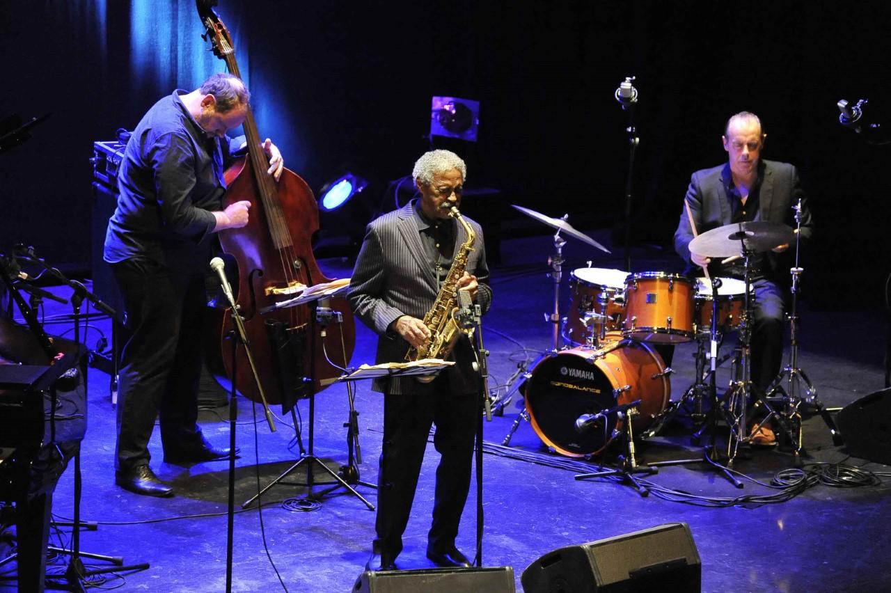 Charles McPherson, exhibición de Bop en el Festival de Jazz