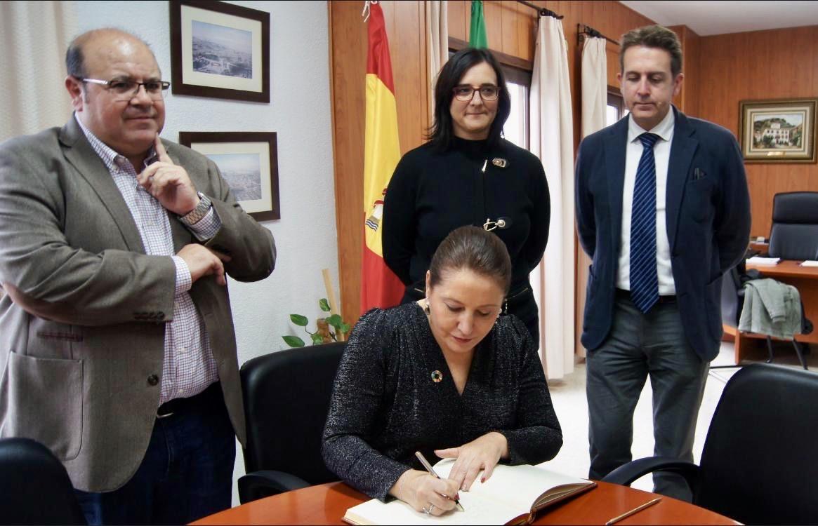 La Junta pide al Gobierno que incluya las canalizaciones de Rules en los proyectos NextGenerationEU