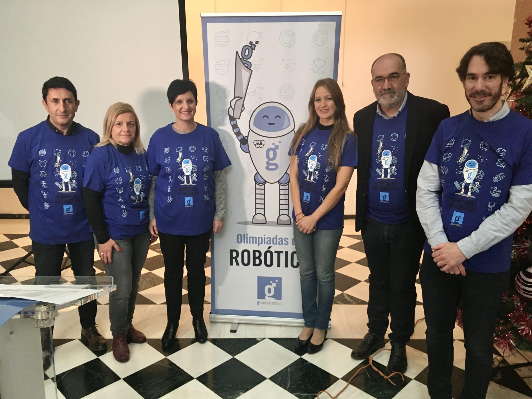 Las II Olimpiadas Andaluzas de Robótica reúnen en Granada a jóvenes promesas de la programación