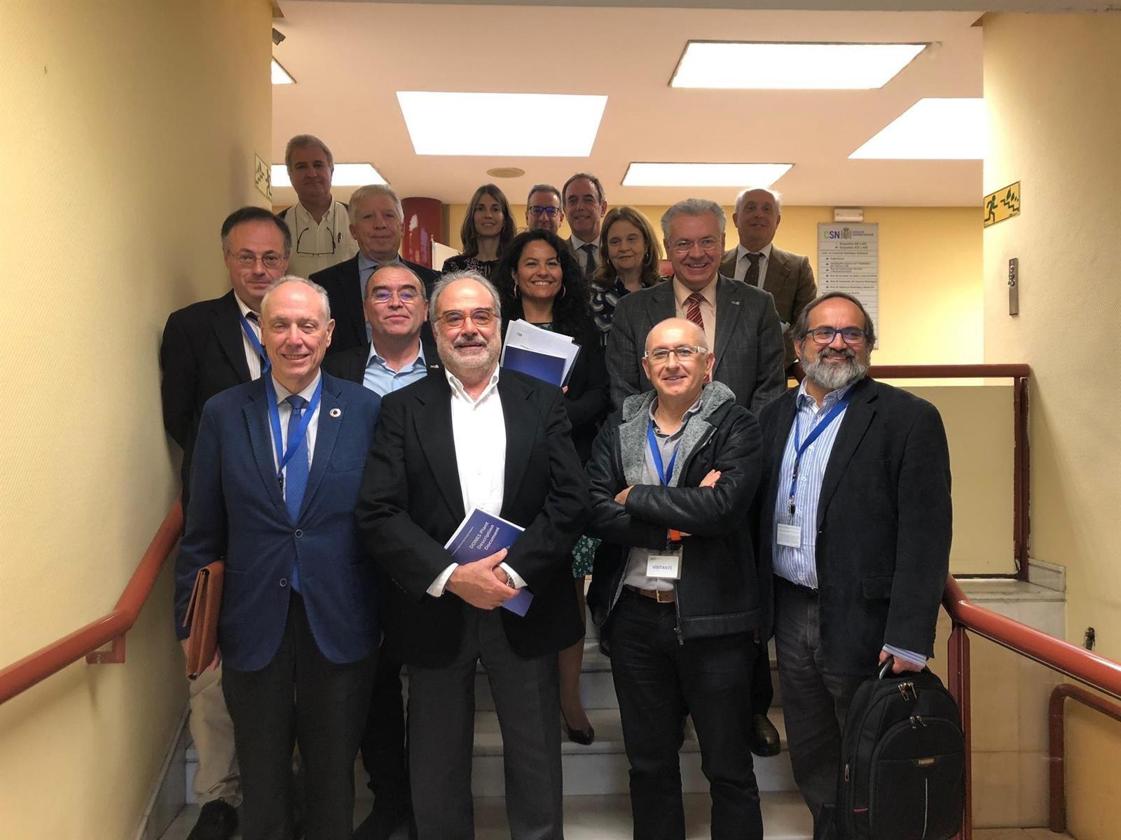 El Consejo de Seguridad Nuclear crea un comité para potenciar el acelerador de partículas de Granada