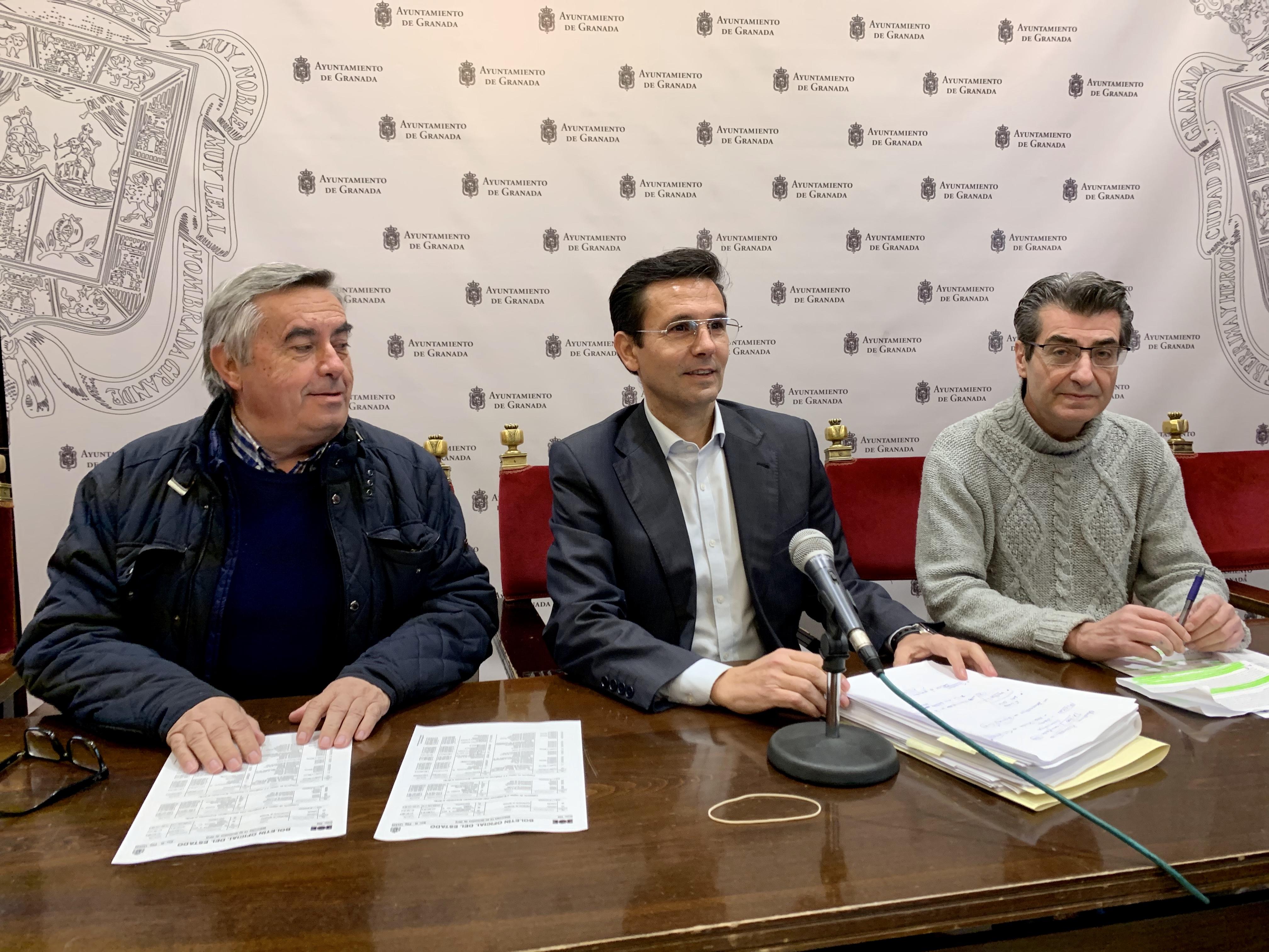 Cuenca considera que Salvador y Pérez deben «pedir perdón» «por vender» la ciudad de Granada