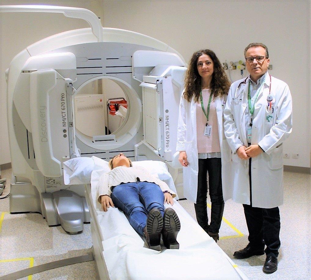 El Hospital Clínico San Cecilio incorpora una prueba para detectar la diarrea crónica