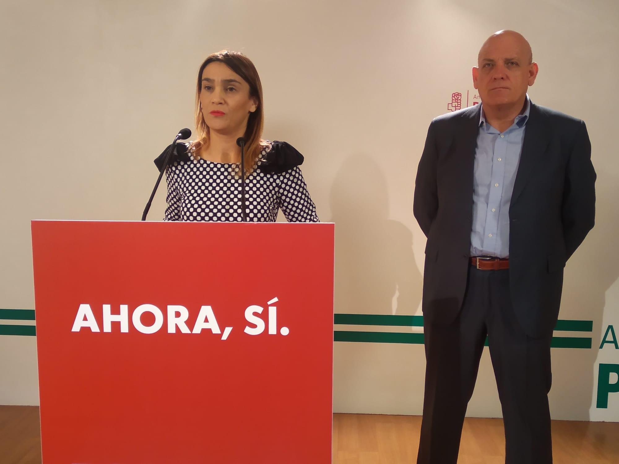 """El PSOE censura el """"nuevo revés"""" de la Junta a los ayuntamientos al negarles la gestión del Ingreso Mínimo"""