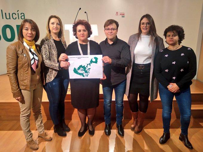 """El PSOE exige """"transparencia"""" y denuncia la unificación de etapas educativas en la provincia"""