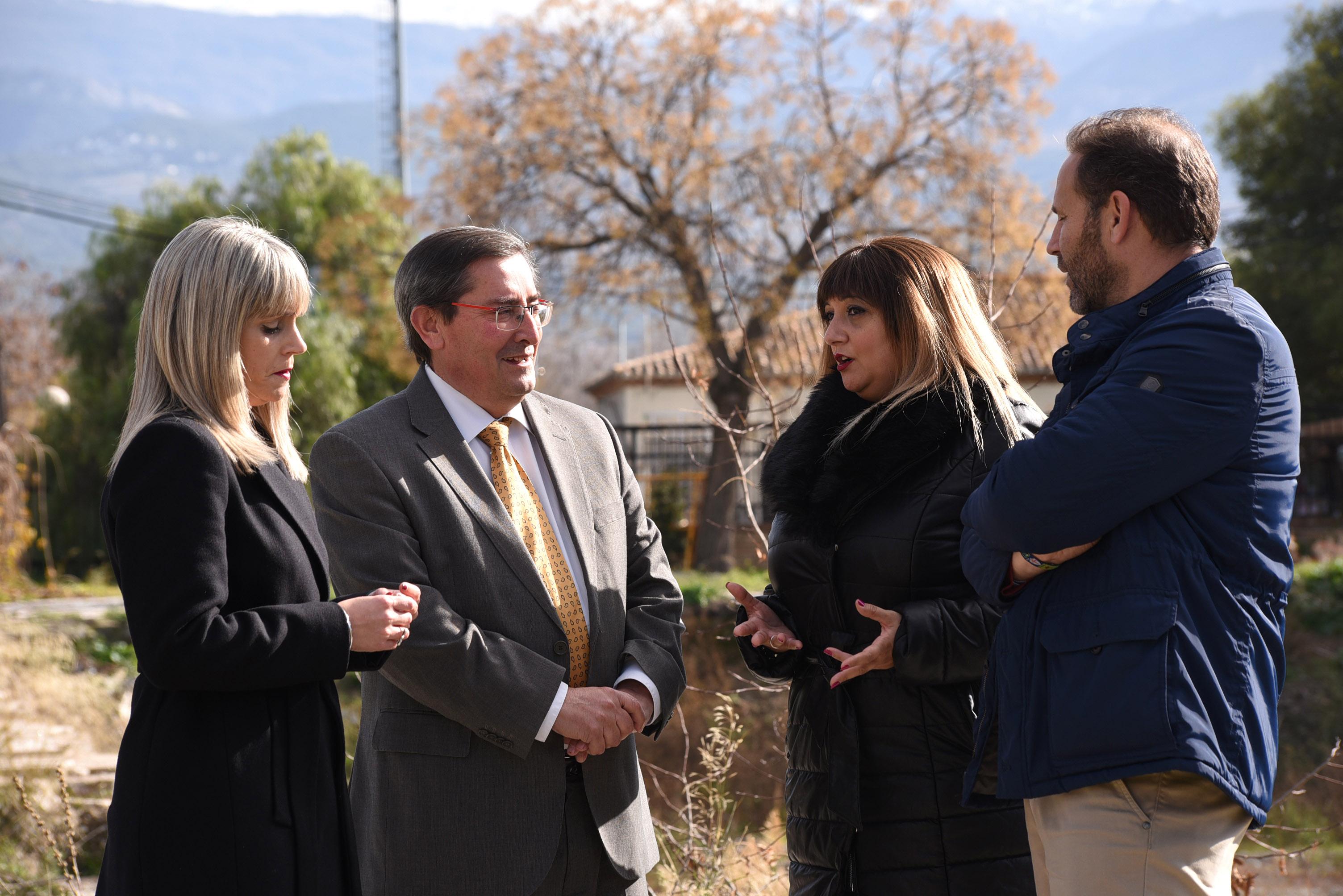 Diputación cede una parcela para la construcción de un nuevo centro de salud en Armilla