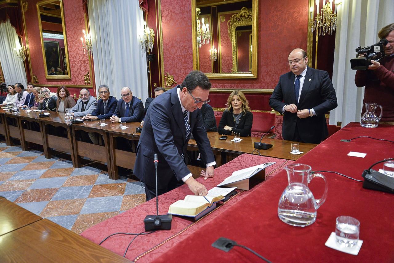 Javier de Teresa nuevo Presidente de Consejo Social